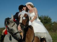 Mój koński ślub
