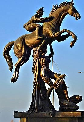 monument laraguibel